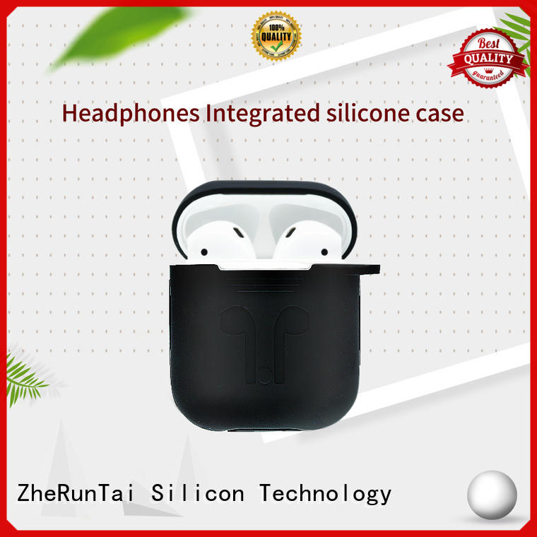 ZheRunTai light and aoft airpods silicone cases free design for different phones