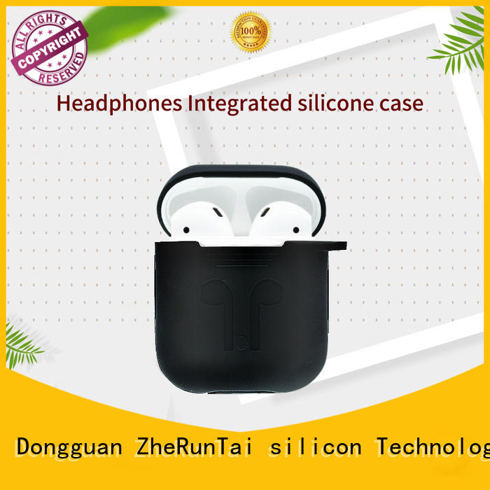 ZheRunTai charging airpods silicone cases free quote for different phones