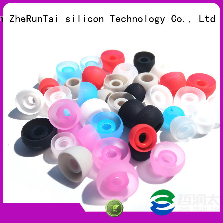 Custom silicone earbud tips wireless supply for shopping