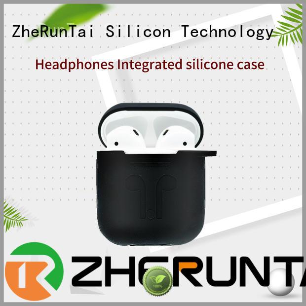 ZheRunTai design wireless earphone case factory price suitable for phones