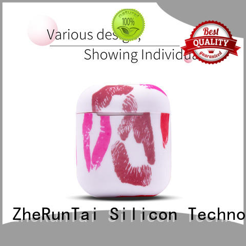 ZheRunTai new design earphone silicone case for Home for mobile phone