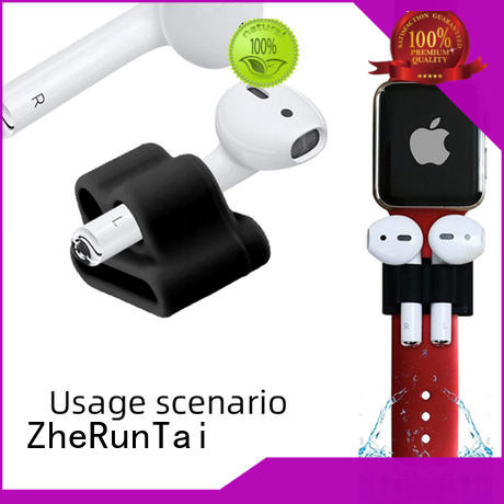 ZheRunTai new-arrival silicone airpods holder silicone for street