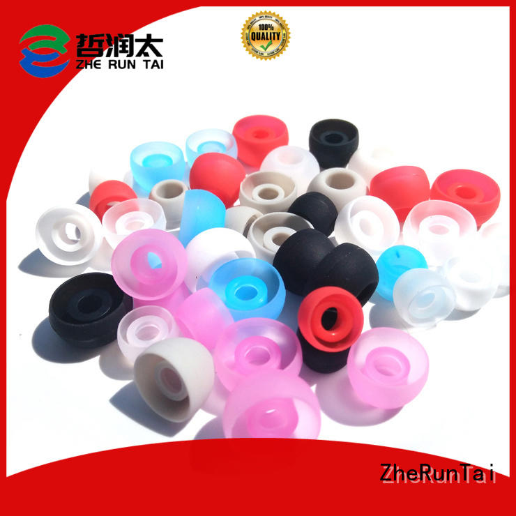 ZheRunTai wireless silicone earbud covers for sale for phone
