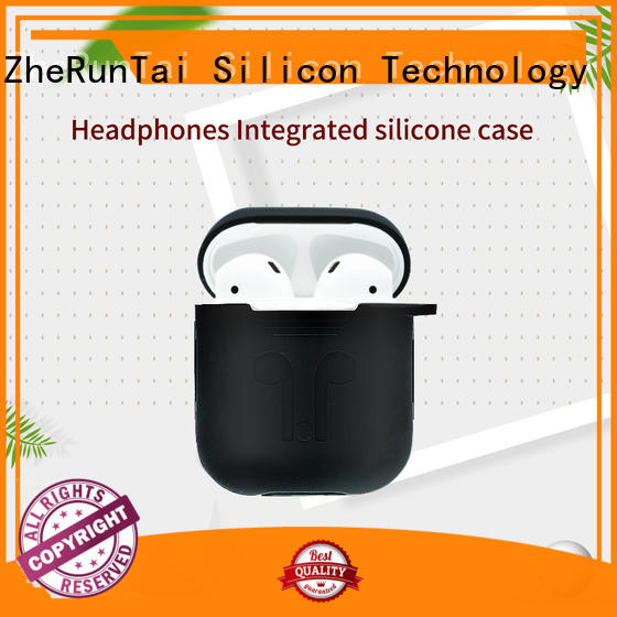 ZheRunTai Custom airpods silicone cases company suitable for phones