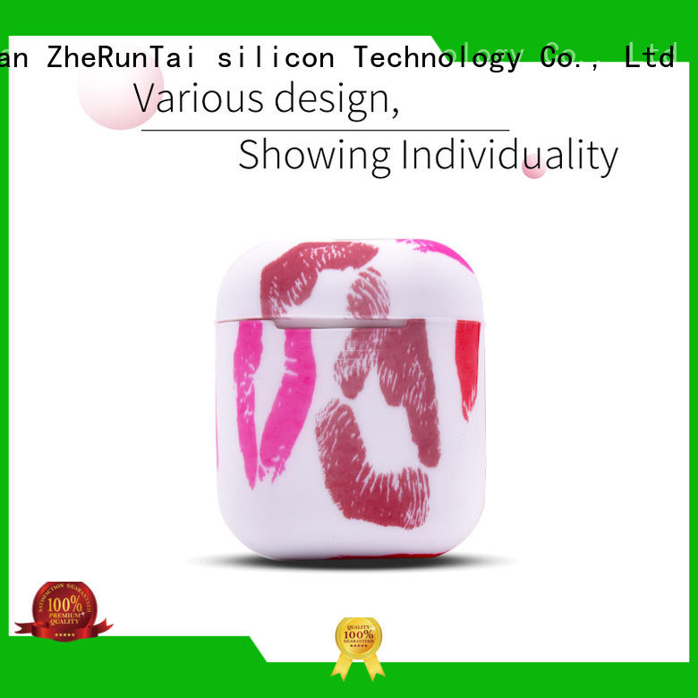 ZheRunTai New airpods silicone cases for sale for different phones