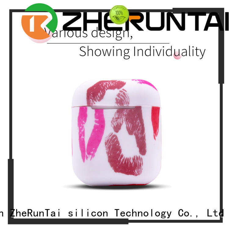 ZheRunTai universal apple airpods cover factory price suitable for phones