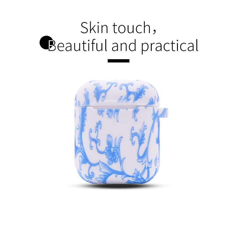 ZheRunTai silicone apple airpods case for sale suitable for phones-2