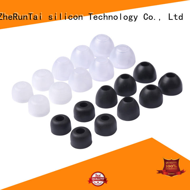 ZheRunTai tips silicone earbud covers company for going street