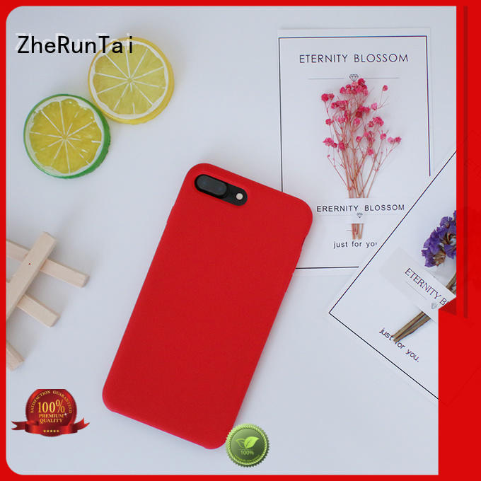 ZheRunTai Top silicone mobile phone case for business for phone
