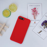 Factory Price Silicone Phone Case