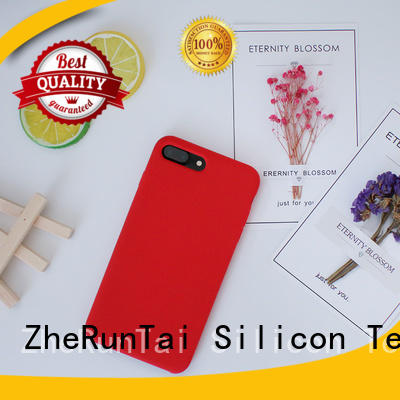 ZheRunTai p20 silicone phone case in various types for phone