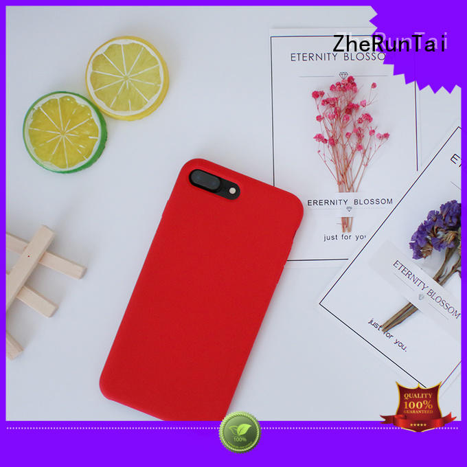 ZheRunTai silicone protective phone cases with good appearance for mobile phone