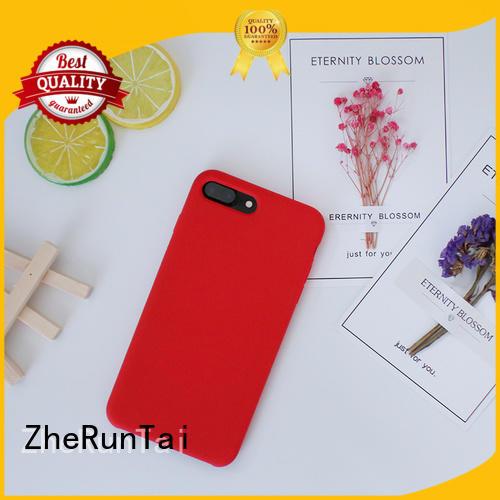 ZheRunTai new-arrival silicone mobile cover covers for decorative